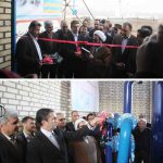 افتتاح پکیج تصفیه آب روستای دودهک
