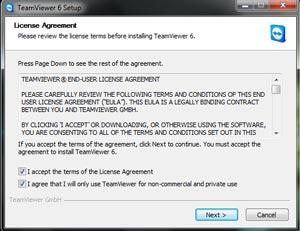 دانلود نرم افزار TeamViewer پشتیبانی نرم افزار دهیاری