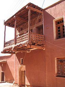 روستای ابیانه - جازبه گردشگری