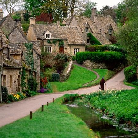 Bibury, England