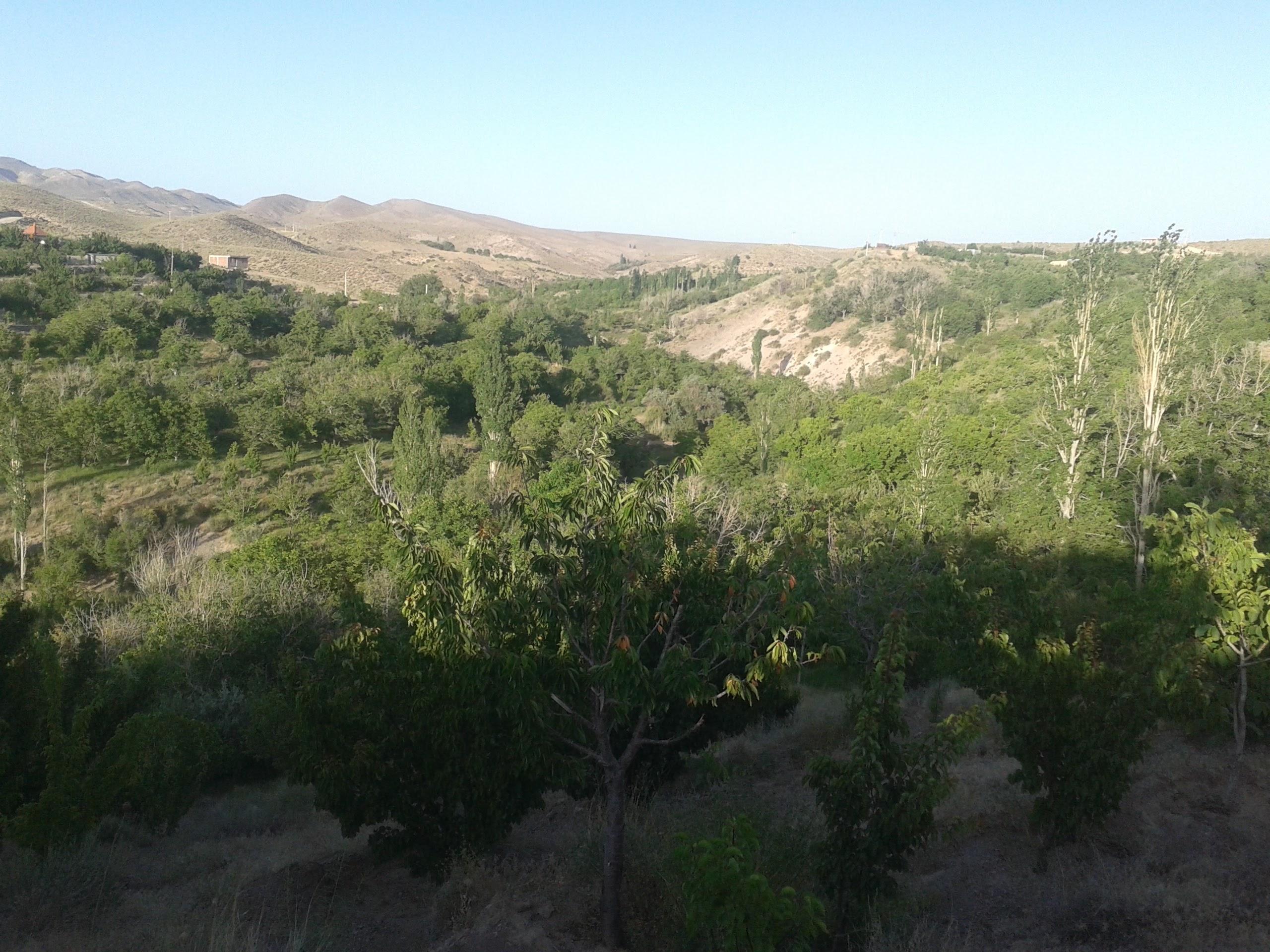 روستای سه چشمه