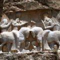 روستای سرمشهد-یک مرد با دوشیر مرده