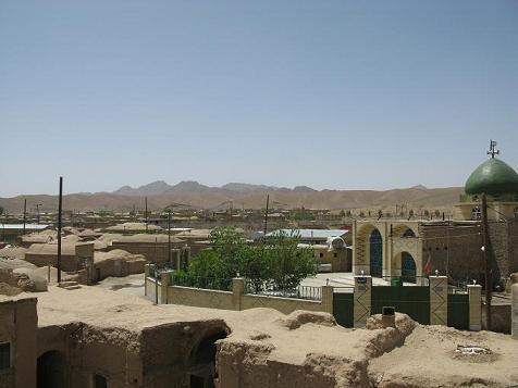 روستای خرمدشت