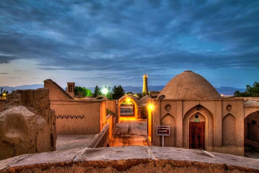 روستای فهرج