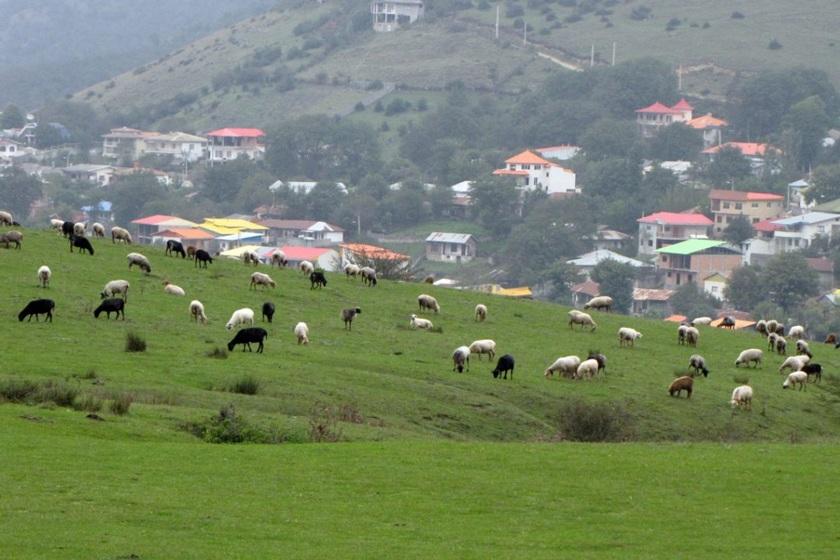 روستای سهولان