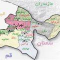 دهیاری های استان تهران