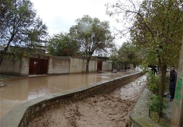 آسیب منازل روستایی