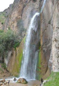 آبشار روستای شاهان دشت