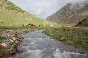 روستای دلیر چالوس