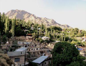 روستای آتان قزوین