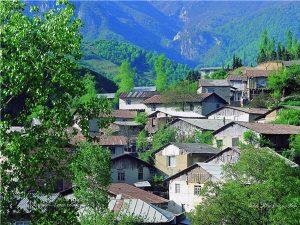 روستای زیارت شهر گرگان