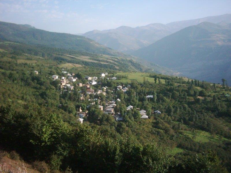 روستای لیما استان گیلان