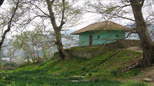 روستای کبریاکلا