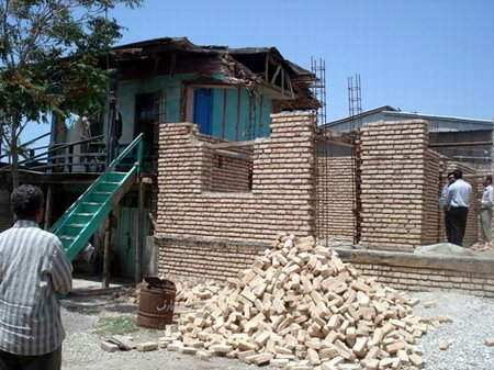 مقاوم سازی مسکن روستایی