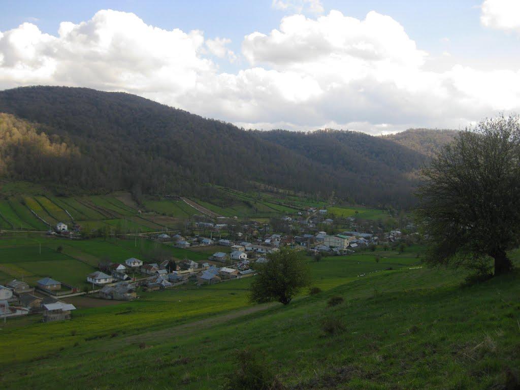 روستای لالا شهر ساری