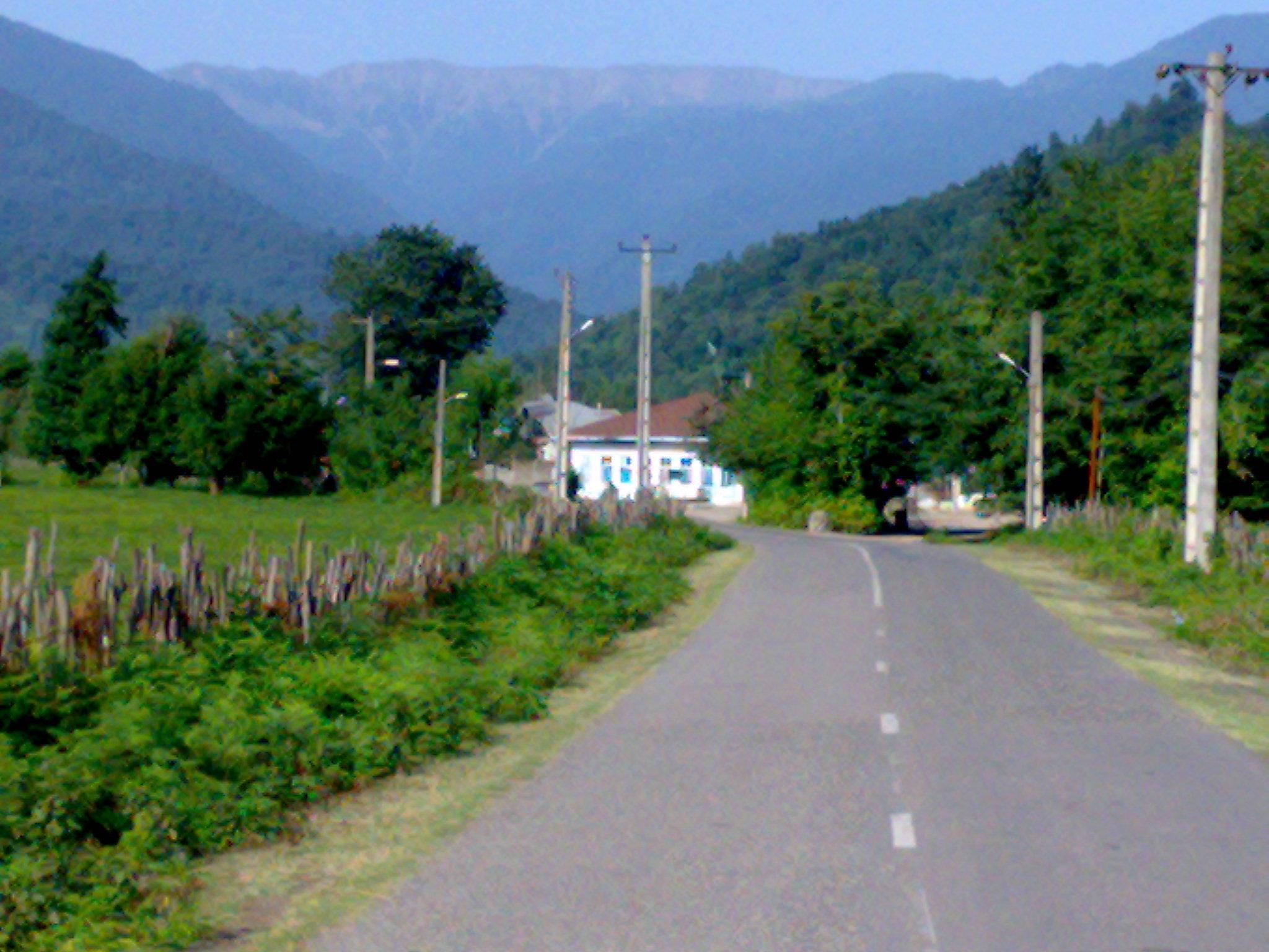 روستای دارباغ گیلان