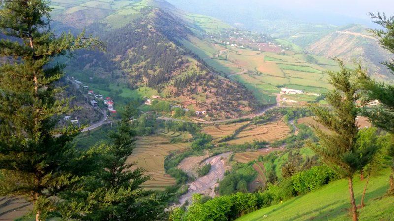 روستای دشتویل رودبار