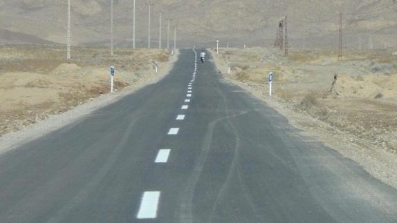 توسعه جاده هاي روستايي