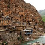 روستای پالنگان استان کردستان