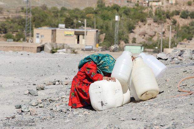 ۷۰۰ روستای خوزستان بیبهره از آب پایدار