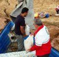 امدادرسانی به خانواده های سیلزده خوزستانی
