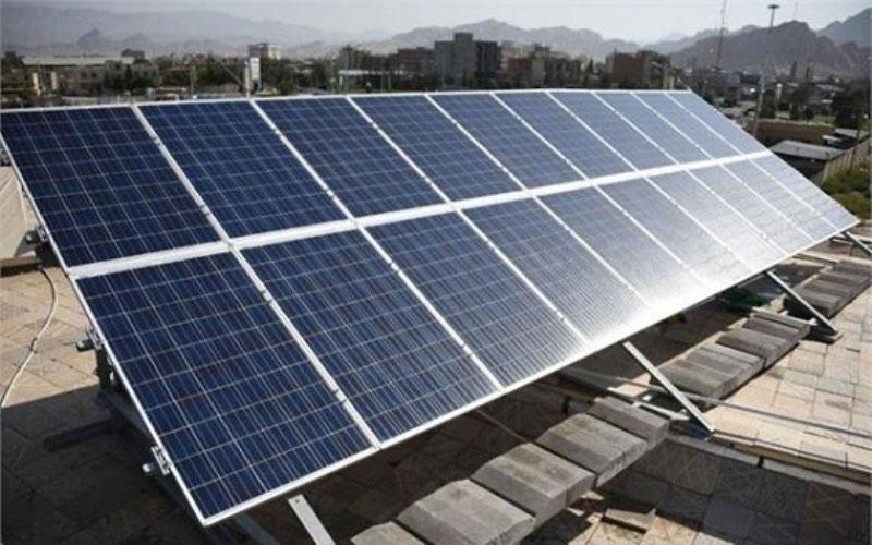 تامین برق ۶ روستای کردستان با انرژی خورشیدی