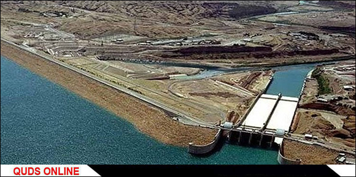 احتمال افزایش حجم خروجی آب از سد کرخه وجود دارد.