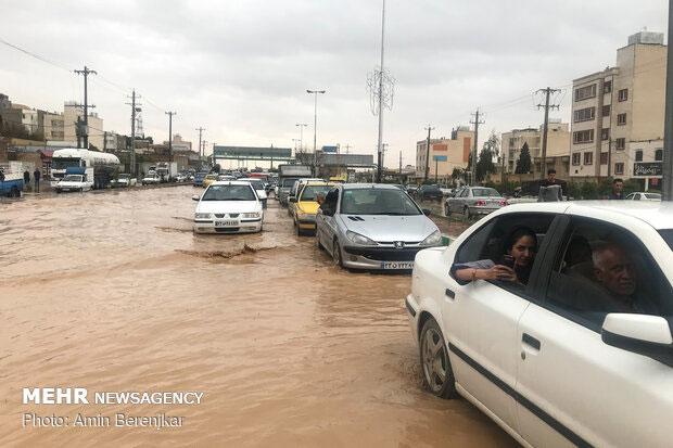 دستور تخلیه ۱۱ روستا و یک منطقه در بخش دارخوین شادگان