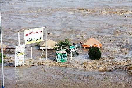 دستور تخلیه 10 روستای حاشیه رودخانه کرخه