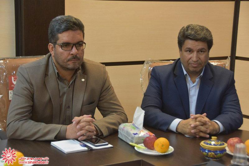 کمک های دهیاران شهرستان شهرضا به سیل زدگان