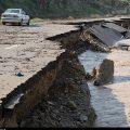 رانش زمین 29 روستای گلستان را دچار خسارت کرد .