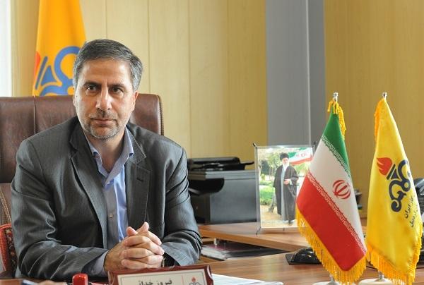 ۱۲۳۶ روستا در اردبیل از نعمت گاز طبیعی بهره مند شده اند