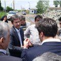 بازدید رئیس سازمان شهرداریها و دهیاریهای کشور از کارخانه کمپوست رودسر