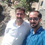 دهیار و رئیس شورای روستای درکه گوران