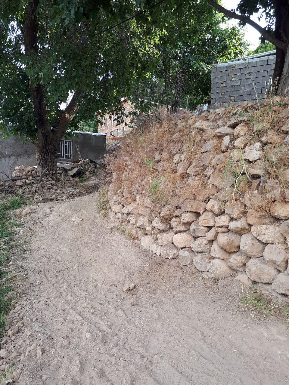 مشکلات روستای درکه گوران