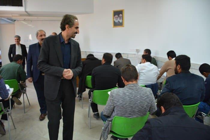 برگزاری آزمون مکاتبه ای دهیاران استان خراسان رضوی