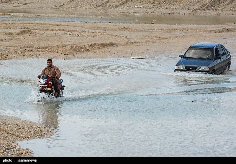 400 روستا سیستان بلوچستان در محاصره سیل