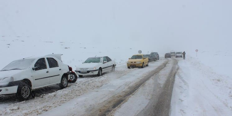 بازگشایی راه بیش از ۱۱۰۰ روستای استان اردبیل